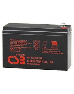 Батарея до ДБЖ 12В 6.5Ач CSB (HR1224WF2F1)